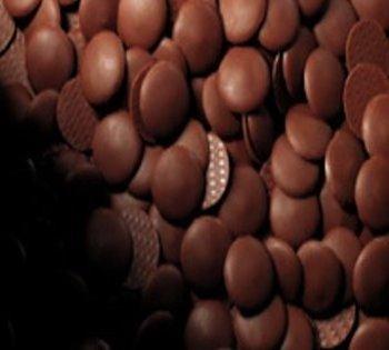 Kimért csokoládépasztilla - Belga tejcsokoládé 100g