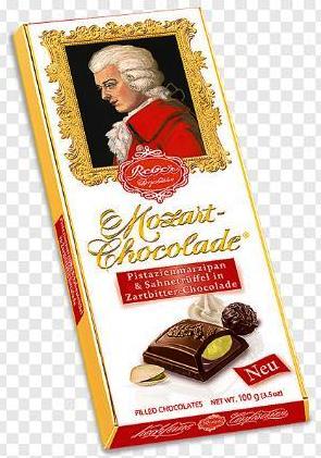 Mozart Reber étcsokoládé pisztácia marcipán tábla 100gr