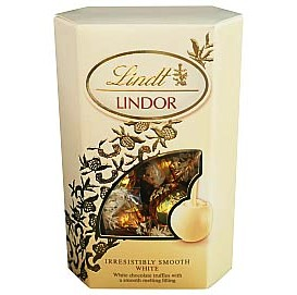 Lindt Lindor white bonbon 200gr