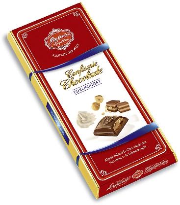 Mozart Reber Nugátkrémes csokoládé 100gr