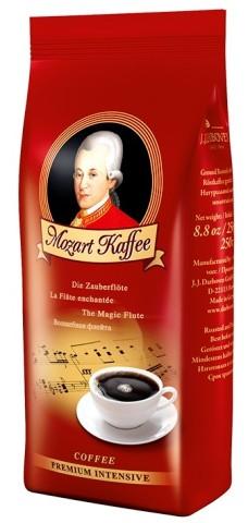 Mozart Kávé- Varázsfuvola őrölt kávé 250gr