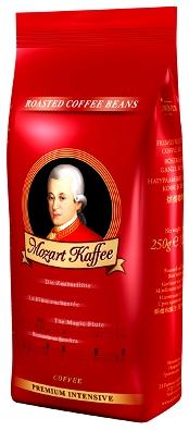 Mozart Kávé- Varázsfuvola szemes kávé  250gr
