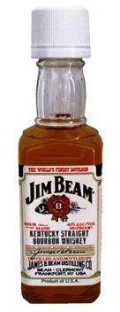 Jim Beam Mini alkohol ital 0,05l