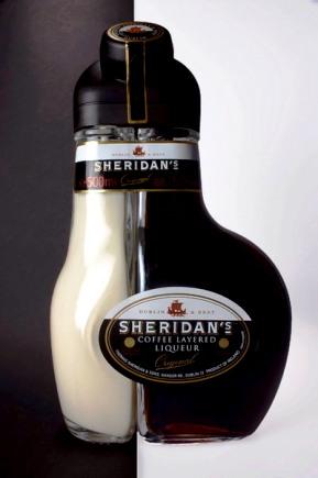 Sheridans luxus rétegelt krémlikőr 0,5l