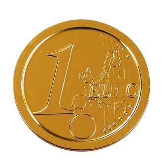 Hamlet belga csokoládé euró pénz medál 21gr