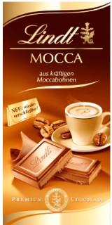Lindt Ínyenc Mokka tejcsokoládé 100gr