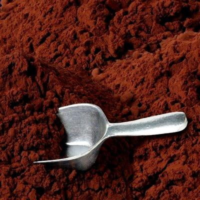 Cacao Barry 100% francia prémium kakaópor kimért 200gr