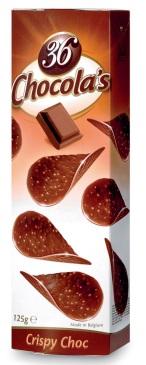 Hamlet Chocolas csokoládé chips - Étcsokoládés 125gr
