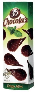 Hamlet Chocolas csokoládé chips - Mentás 125gr