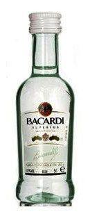 Bacardi rum mini ital 0,05l