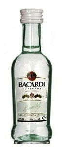Bacardi rum mini 0,05l