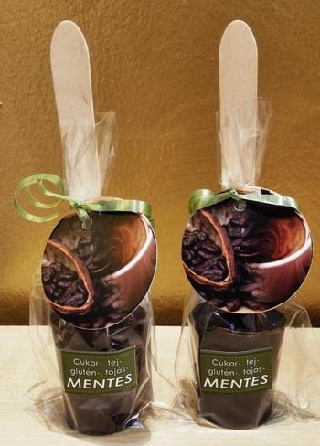 Maya Chocolate Paleo cukor-tej-gluténmentes 72% natúr forró csokoládé édesítőszerrel 50gr