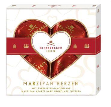 Niederegger Marcipán szívdesszert 50gr