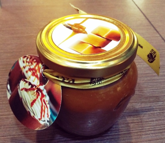 Maya Chocolate belga 100% Karamella krém 200gr