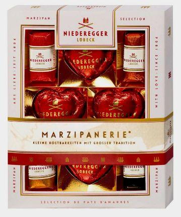 Niederegger marcipán szelekció desszert 100gr