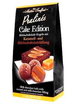 Maitre Truffout Cake Edition desszert - Karamella bomba 148gr