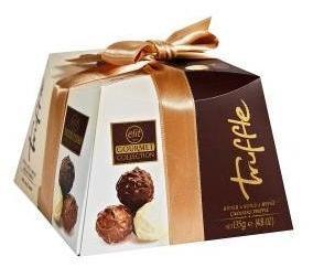 Elit masnis csokoládé trüffel box 135gr