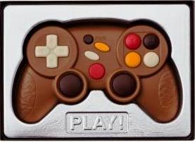 Csokoládékép - Gamer Play Station kontroller 70gr