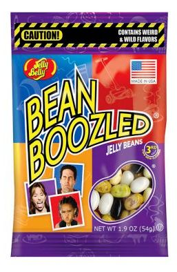 Jelly Belly - Bean Boozled Harry Potter a fura ízek játéka 54gr