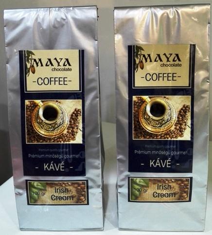Maya Chocolate ínyenc kávé - Írkrém ír kávé 100gr