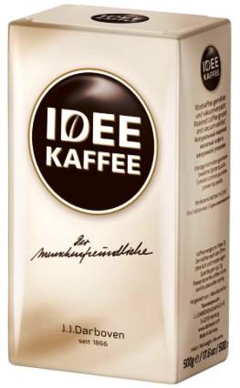 Idee prémium savcsökkentett őrölt kávé 500gr