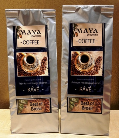 Maya Chocolate ínyenc kávé - Best of Brazil 100gr