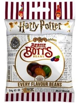Jelly Belly - Harry Potter féle Bertie Botts Bagoly Bertie Minden ízű drazsé 54g