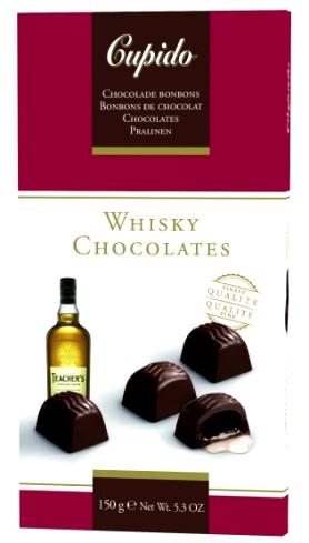Hamlet Cupido alkoholos desszert - Whisky praliné 150gr