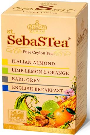SebasTea filteres teaválogatás - Numero 3 szelekció 35gr
