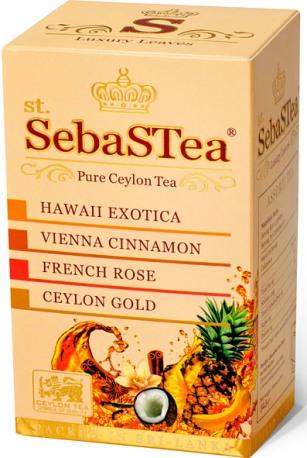 SebasTea filteres teaválogatás - Numero 1 szelekció 32,5gr