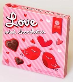 Steenland LOVE BIRDS Szerelmes madárkák csokoládé 40gr