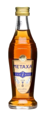 Metaxa mini alkohol ital 0,05l