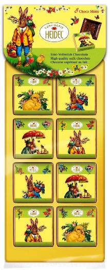 Heidel Húsvéti csokoládé - Nosztalgia 40g