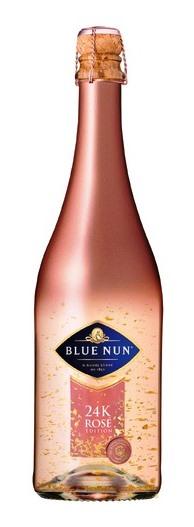 Blue Nun száraz Rosé pezsgő 0,75l