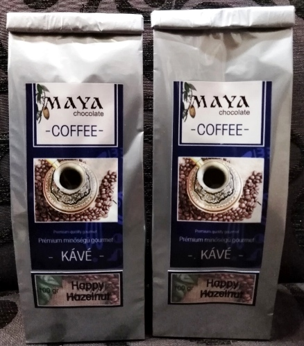 Maya Chocolate ínyenc kávé - Boldog Mogyoró 100gr