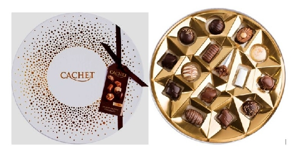 Cachet belga luxus ünnepi desszert - Hófehér Varázs 200gr