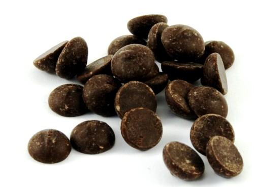 Kimért csokoládépasztilla - Belga 54%-os étcsokoládé 100gr