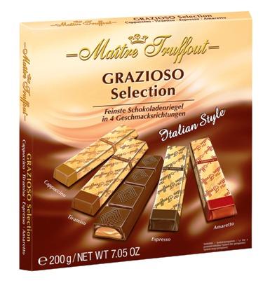 Maitre Truffout Grazioso Selection desszert 200gr