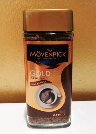 Mövenpink 100% Arabica instant kávé 100gr