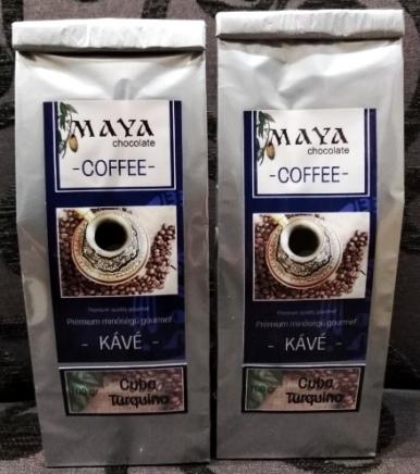 Maya Chocolate ínyenc kávé - Cuba Turquino100gr