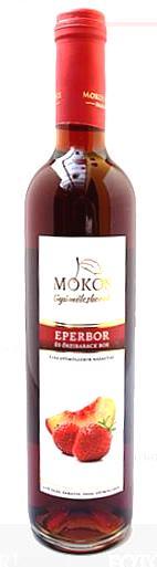 Mokos Villányi Családi pincészet gyümölcsborai -  Eper és Őszibarack Cuvée 0,5l