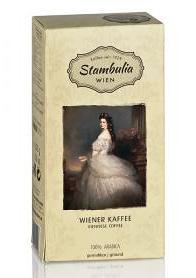 Sachers Stambulia Sisi kávé 250gr
