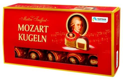 Maitre Truffout Mozart golyó desszert 200gr