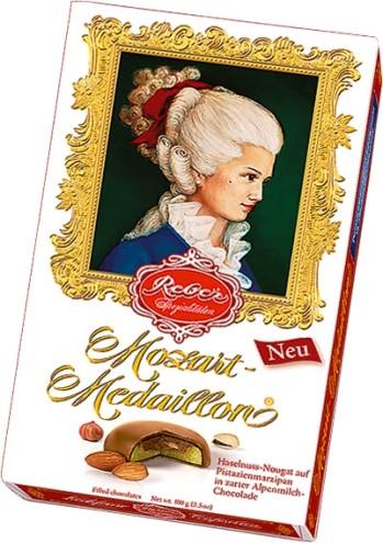 Reber Mozart Constanze Medaillon medál desszert 100gr