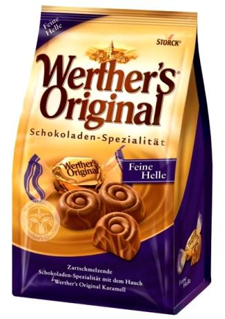 Werthers Original német prémium tejszínes krémkaramella desszert 153gr