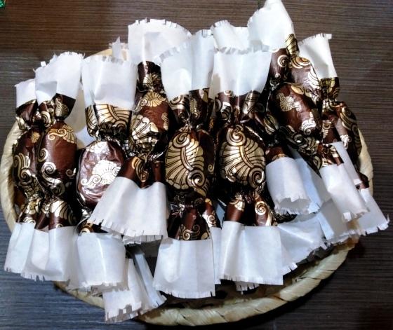 Szamos Marcipán szaloncukor - Csokoládé Marcipán