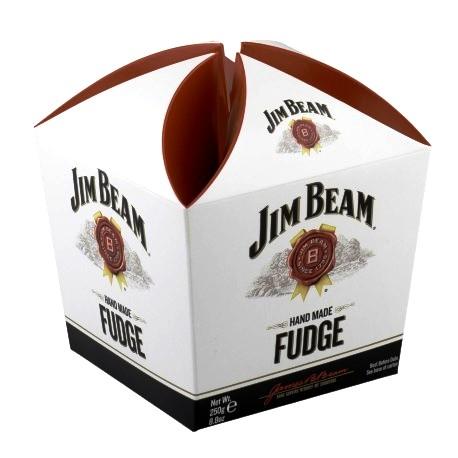 Gardiners skót vajkaramella fudge - Jim Beam 250gr