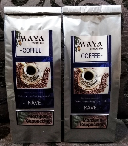 Maya Chocolate ínyenc kávé - Marcipán Cappuccino 100gr