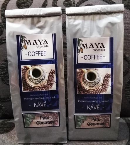 Maya Chocolate ínyenc kávé - Peru Gourmet 100gr