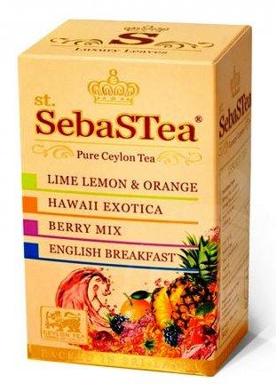 SebasTea filteres teaválogatás - Numero 2 szelekció 32,5gr